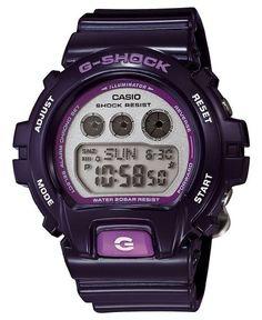 G-Shock GMDS6900CC-2 S Series Watch - Blue