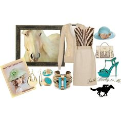 Talk Derby to me, created by julie-bera on Polyvore