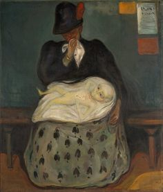 Edvard Munch - 1899: Inheritance