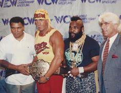 ★ Wrasslin' ★ Everything Pro-Wrestling related ★ #WWE #WCW #ECW #TNA #ROH