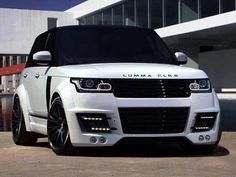 Join Garagesocial.com and post your #custom #SUV and #cars