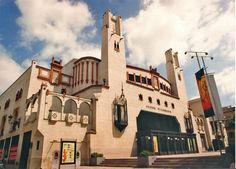 Teatro Villamarta - Jerez - Ruta del Vino y Brandy de Jerez  #turismo #Sherry #sherrylover #travel #travelling #cultura #momumentos