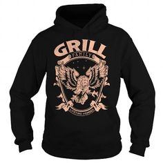 GRILL FAMILY T Shirts, Hoodies. Check price ==► https://www.sunfrog.com/Names/GRILL-FAMILY-Black-Hoodie.html?41382 $39.99