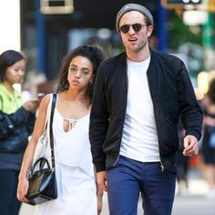 Check out this article from E! Online: Robert Pattinson Reacts to Racist FKA Twigs Haters: ''It's Just Demons Who Live in Basements'' http://www.eonline.com/news/robert-pattinson-reacts-to-racist-fka-twigs-haters-it-s-just-demons-who-live-in-basements