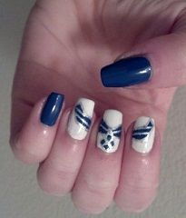 Air Force nails