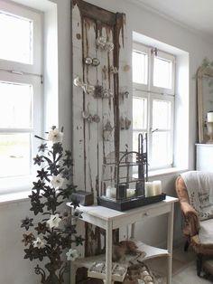 princessgreeneye: Weihnachtsdeko zu Ostern?................
