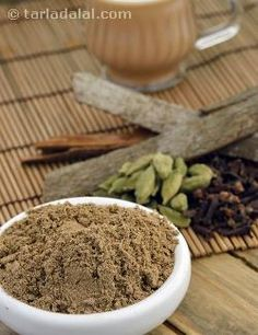 This chai ka masala added either to milk or tea is great to chase fever and cure sore throat.