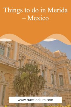 """Surrounded by colonial buildings and a sun that never relents, stands the city of Merida, Yucatan. Known as """"Merida Blanca"""" (white Merida), the city dates back to the Spanish conquest, and to this day it carries a lot of cultural tradition and history along the streets of the city."""
