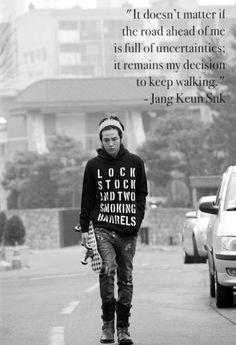 Quotes of Jang Keun Suk --- Zikzin