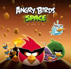 Angry Birds Space Game check out rolly pig in action