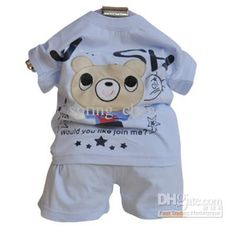 Bear Clothes For Infant Boys - http://www.ikuzobaby.com/bear-clothes-for-infant-boys/