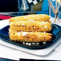 Black and White Corn on the Cob Summer Grilling Recipes, Summer Recipes, Burger Sides, Summer Side Dishes, Veggie Tales, Corn On Cob, Recipe Search, Game Day Food, Side Dish Recipes
