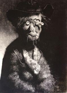 Christian Rex van Minnen, monotype