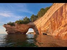 Resultado de imagen para pictured rocks boat tours