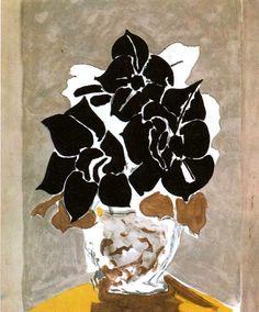 GeorgesBraque(French, 1882-1963) Amaryllis 1958