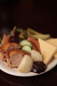Ploughmans Lunches just eat what you fancy! perfect to share for a fabulous party!