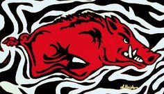 Woo Pig Sooie Fine Art Prints by LauraGrishamDesigns on Etsy, $15.00