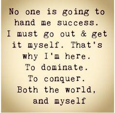 Both world.  And myself.