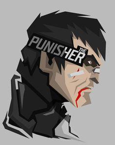 #ThePunisher #popheadshots