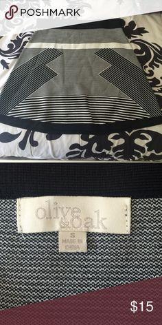 Women's Skirt worn once Olive & Oak Skirts