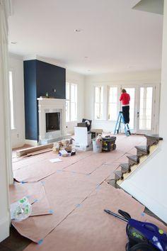 Paint Light Fixtures Doorknobs Green Vanities Fireplace Accent WallsFireplace