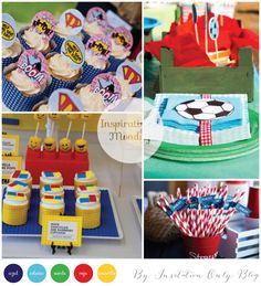 By Invitation Only | {inspirational Monday} Temáticas de cumpleaños de niños | http://byinvitationonlyblog.com