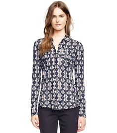 Tory Burch KIMBER BLOUSE