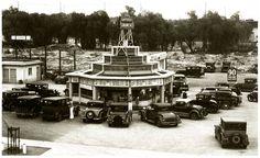 Carpenter's Drive In. 1930s