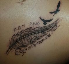 got a new ink , for the people we lost in our lives . #tattoes