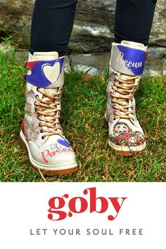 ece57909db Goby Shoes (gobyshoes) on Pinterest
