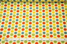 Hexi Yellow - Cruiser Blvd- Riley Blake - Quilting Cottons - 1/4 metre