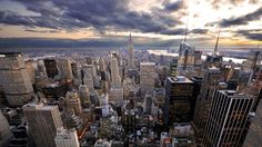 New York . An amazing view from the top of Manhatan's sky.#NewYork.#Manhantan