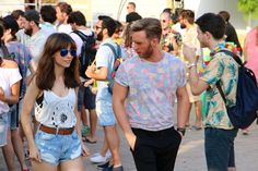 Foto: Renee Maria Teran http://runtheworld.es/pull-bear-pool-party-barcelona/
