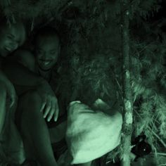 Cuddling at night is one way to stay warm during a survival scenario. But you have to be comfortable with each other!