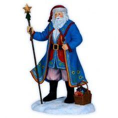 Polish Father Christmas - Pipka Art & Tradition - Precious Moments