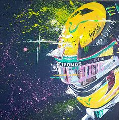 Check out this item in my Etsy shop https://www.etsy.com/uk/listing/547790732/lewis-hamilton-artwork