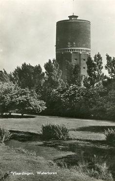 't Hof, watertoren