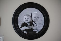 DIY Photo Clock   Creative DIY Mother's Day Gifts Ideas   Thoughtful Homemade Gifts for Mom. Handmade Ideas from Daughter, Son, Kids, Teens   Unique, Easy, Cheap Do It Yourself Crafts To Make for Mothers Day, complete with tutorials and instructions http://thrillbites.com/diy-mothers-day-gift-ideas