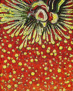 Sandra Bryant 'Gelato' Mosaic