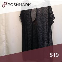 Lady's pull over for swimsuits Pull over for swimsuits. NWT umgee Swim Coverups