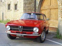 Alfa Romeo Giulia GT Junior 1600 (1973)