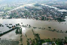 Hochwasser an der Elbe sind keine Seltenheit. Wie bei anderen Flüssen auch tritt…