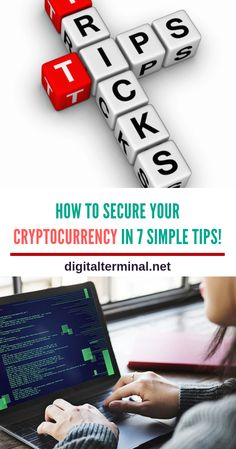 The best way to make your transactions secure is to stay updated about the latest news and trends in the crypto world. The recent bull market in Bitcoin has attracted more people toward Cryptocurrencies; thus attracting more hackers to the space. Create Strong Password, Multi Factor Authentication, Buy Cryptocurrency, Crypto Mining, Usb Drive, Crypto Currencies, Blockchain, How To Make Money