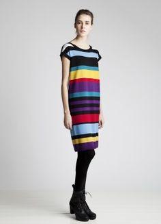 Marimekko wool dress