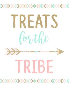 Treats for the Tribe Sign Wild One Birthday Tribal Birthday First Birthday Sign, Wild One Birthday Party, Baby Girl 1st Birthday, 3rd Birthday Parties, Birthday Ideas, Birthday Decorations, Party Signs, Wild Ones, Bash