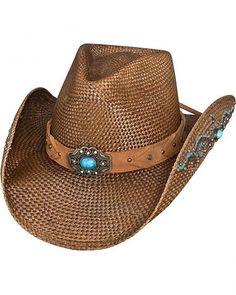 Bullhide Amnesia Straw Cowgirl Hat 4a2d4b875048