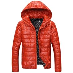 Group-buying!!!! 2017 New fashion  brand cotton casual winter men's parka