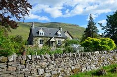 The Old House, Glen Orchy