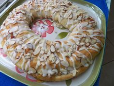 Kringle (Weinerbrød), recipe in English from the blog Sid's Sea Palm Cooking