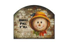 SS Mr. Scarecrow - Mr. Scarecrow - Autumn